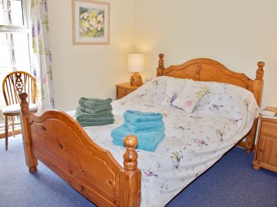 Clunie Double Bedroom